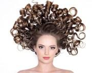 cute hairstyles curly hair
