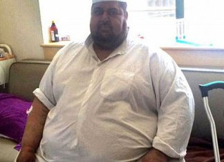 Surgery to help Iraqi man shed up to 151 kg in one year