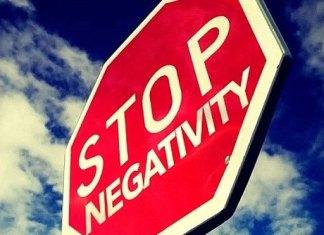 Reasons to Stop Negativity