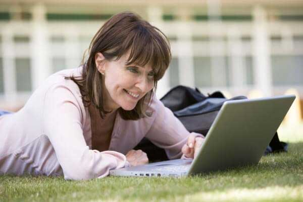best online profiles for a woman examples