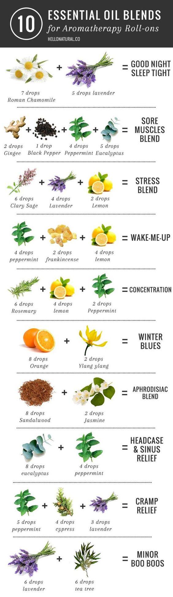 Amazing Benefits of Aromas
