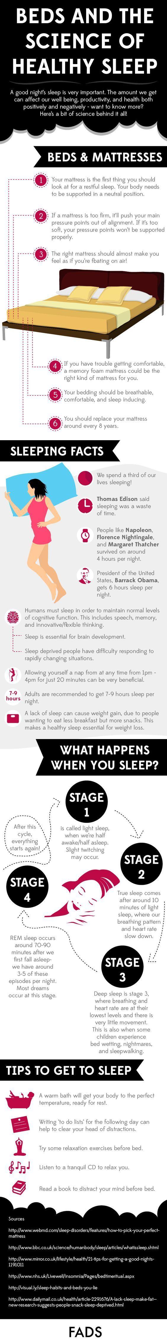 Get a Restful Night Sleep
