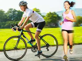 Which Is Best - Cycling or Running?, cycling vs running cardio, cycling vs running muscles, cycling vs running for abs, cycling vs running calories, cycling vs jogging, cycling vs running for fat loss, running vs cycling vs swimming, cycling vs running bodybuilding,