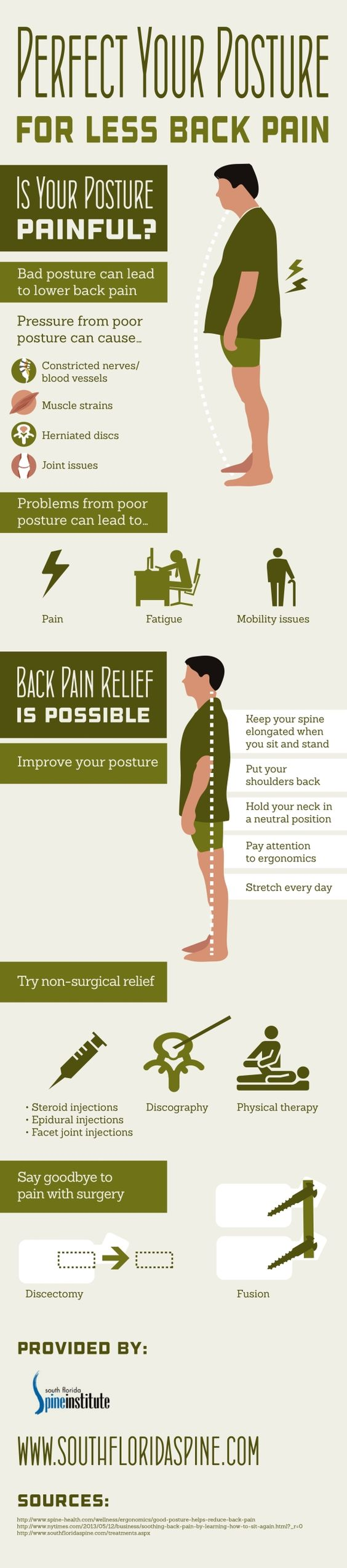Lifestyle Changes to Reduce Back Pain