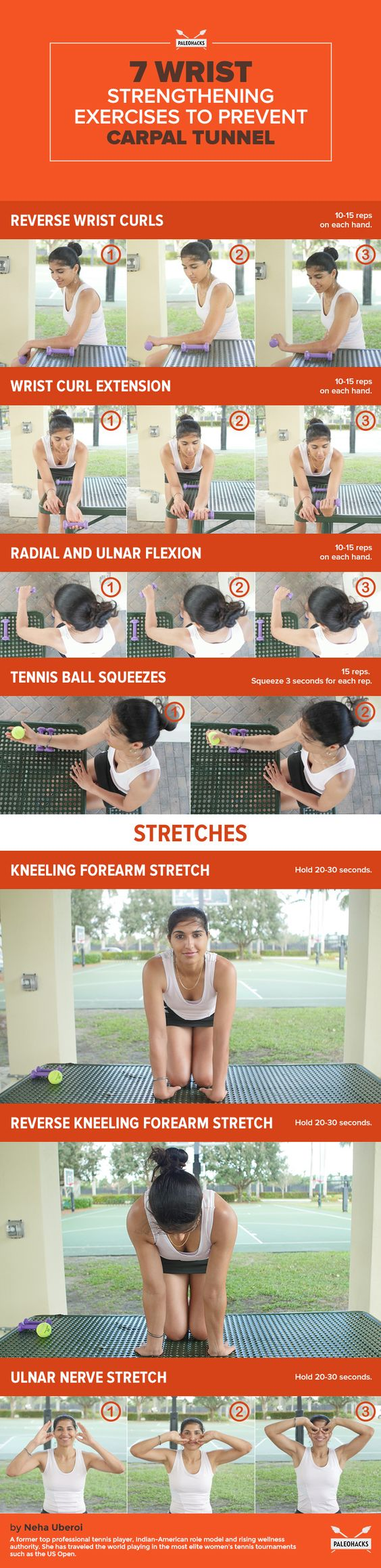 Steps to Stronger Hands