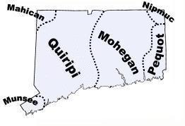 Native Americans in Connecticut