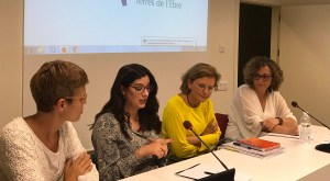 'Women in Power' project presented at the 'Professional career of women in traditional sectors' debate