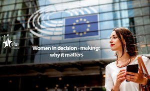 Women in decision-making: why it matters