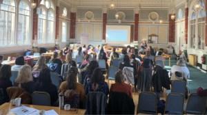 Inova hosts a leadership skills workshop in Sheffield