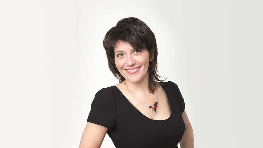 Véronique Pernin CEO VP STRAT Portrait