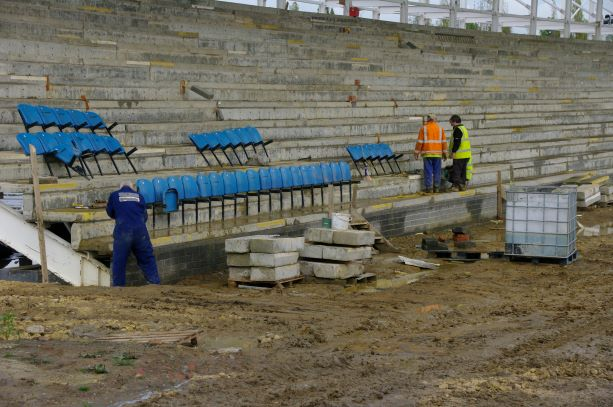 Starting to organise seating