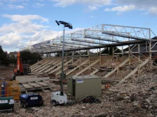 Terracing removed