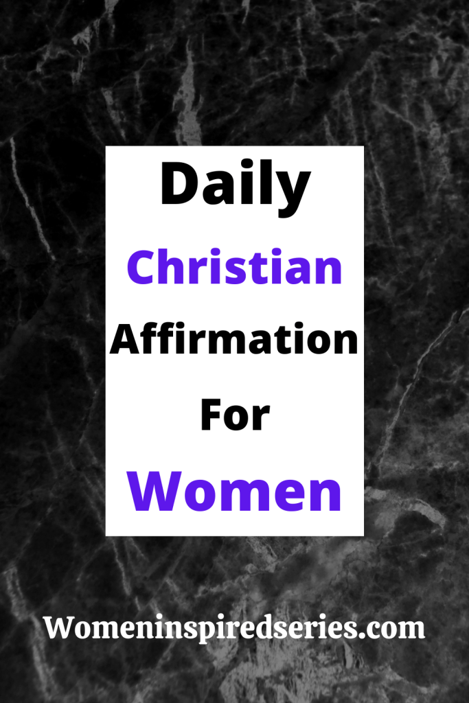 Daily-Christian-Affirmation