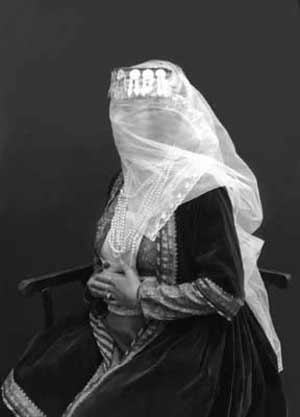 BIBLE WOMEN: RACHEL: VEILED WOMAN