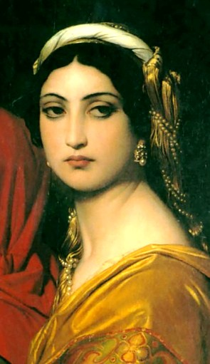 Image result for evil woman in painting