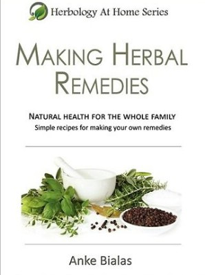 Making herbal remedies