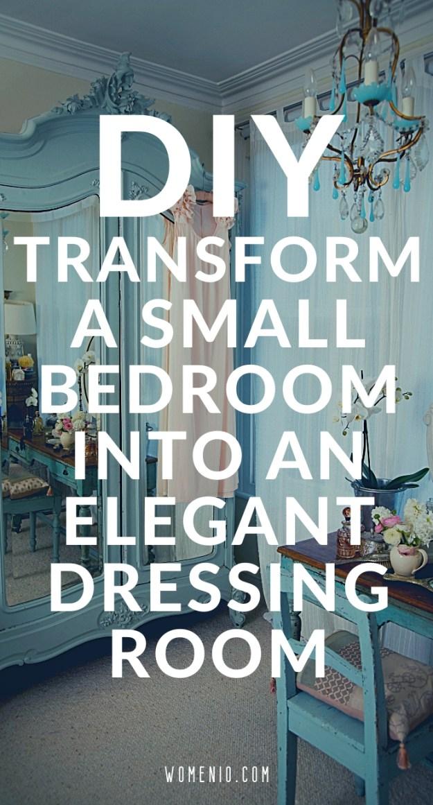 Transform Bedroom DIY