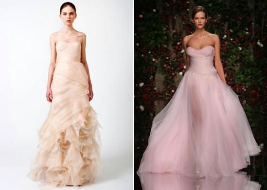 Jessica Biels wedding dress