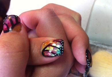 Gel Nails Art Designs