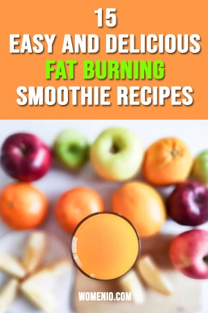 15 easy and delicious fat burning smoothie recipes