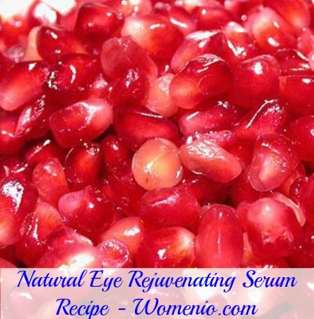Eye rejuvenating serum