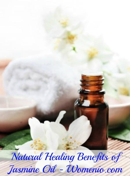 Jasmine oil natural benefits