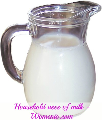 Household uses of milk
