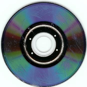 DVD toothpaste repair diy