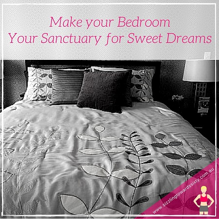 Sleep well and make your bedroom a sanctuary