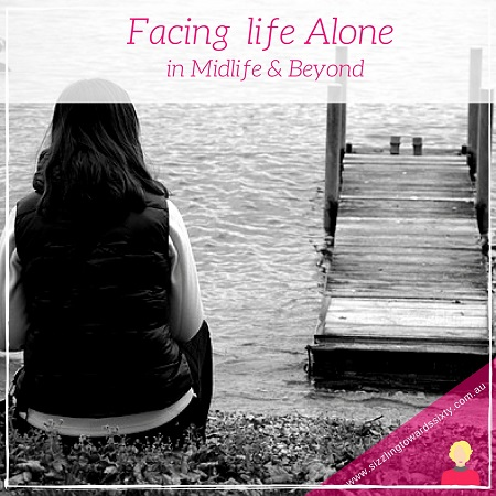 Facing life alone in midlife