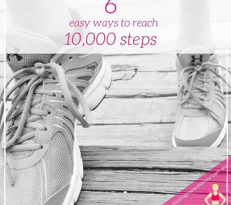 6 easy ways to reach 10,000 steps