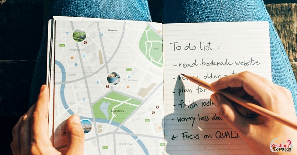17-things on my to do list