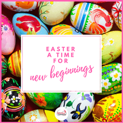 Easter new beginnings