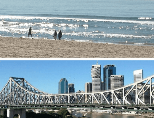 Brisbane and Gold Coast