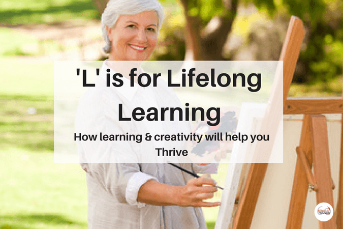 Life Long Learning and Creativity