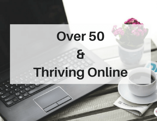Over 50 & Thriving Online