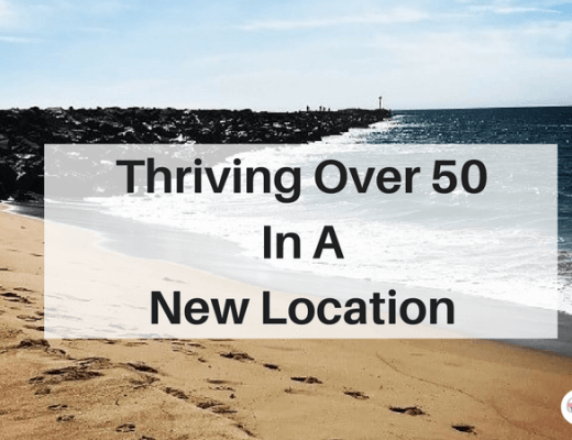 Thriving Over 50 In A New Location