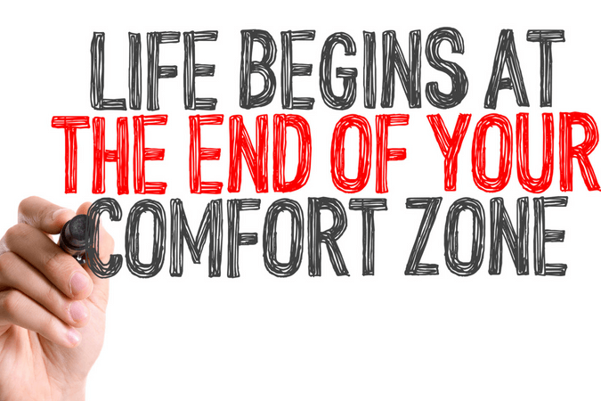 Is your Comfort Zone too Comfortable?