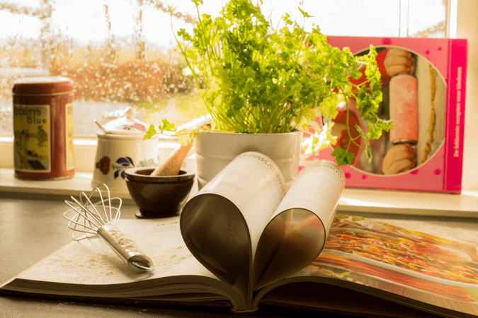 Writing your own recipe to Thrive