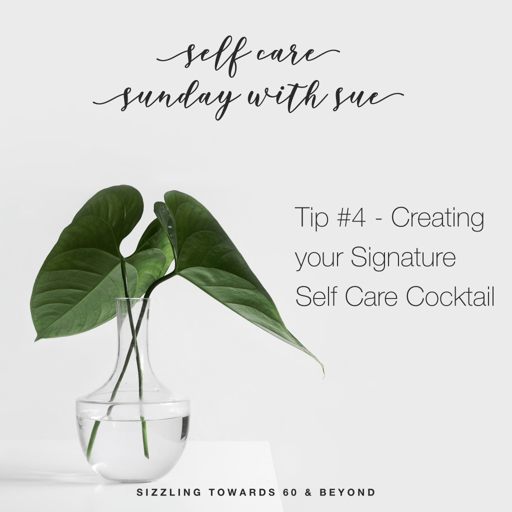Create your Signature Self Care Cocktail