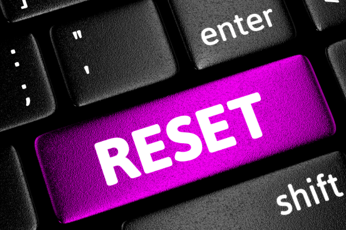 Review and Reset 2021