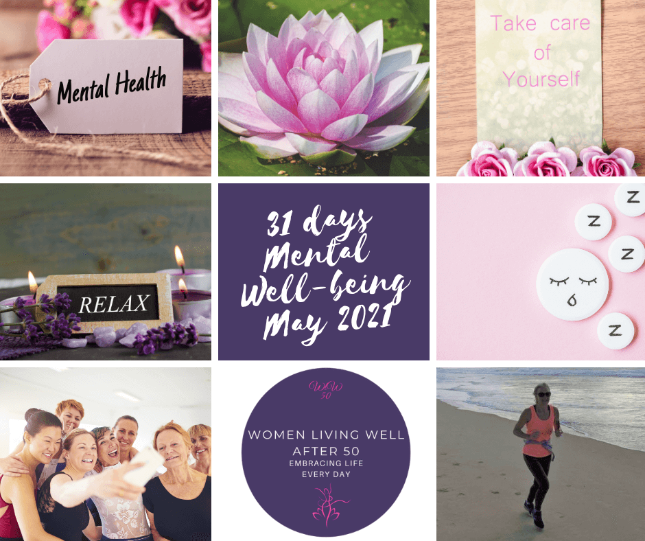 Mental Well-Being in May