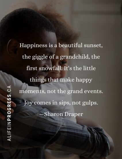 Discovering your happiness Triggers