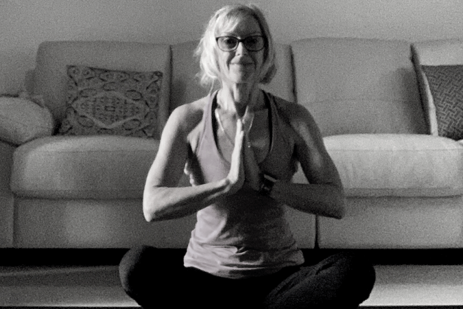 A 15 minute morning stretch routine for Living Well