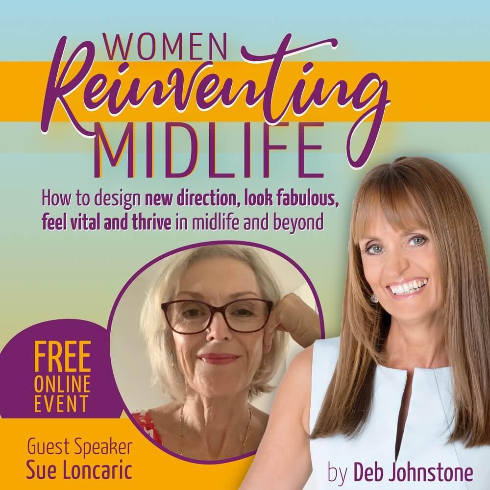 Women Reinventing Midlife