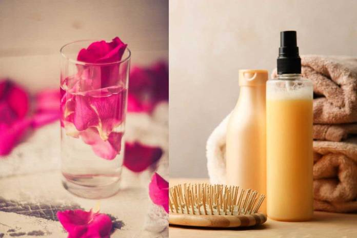 Amazing benefits of applying rosewater