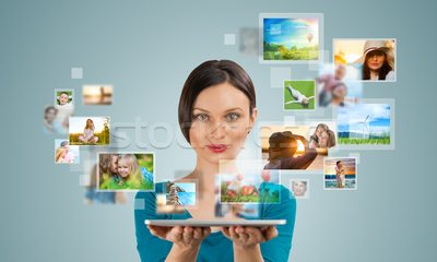 4157561_stock-photo-portrait-of-young-happy-woman-sharing-her-photo-and-video-files