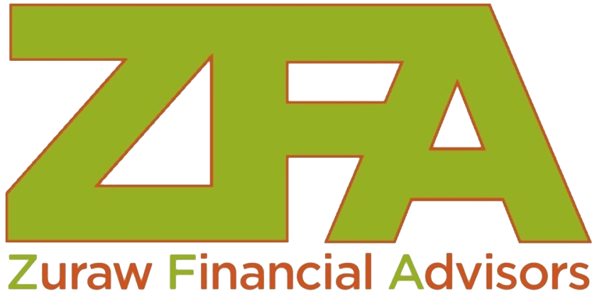"Z is for Zuraw Financial Advisors ""New Year"" & ""New Website"""