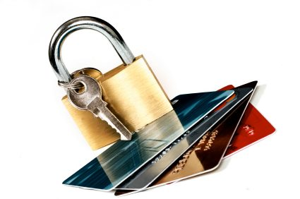 H is for How to Help Prevent Credit Card Fraud.
