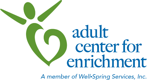 """Zuraw Financial Advisors is the Proud Sponsor of the """"Save a Place for ACE"""" Fundraiser for the Adult Center for Enrichment (ACE)."""